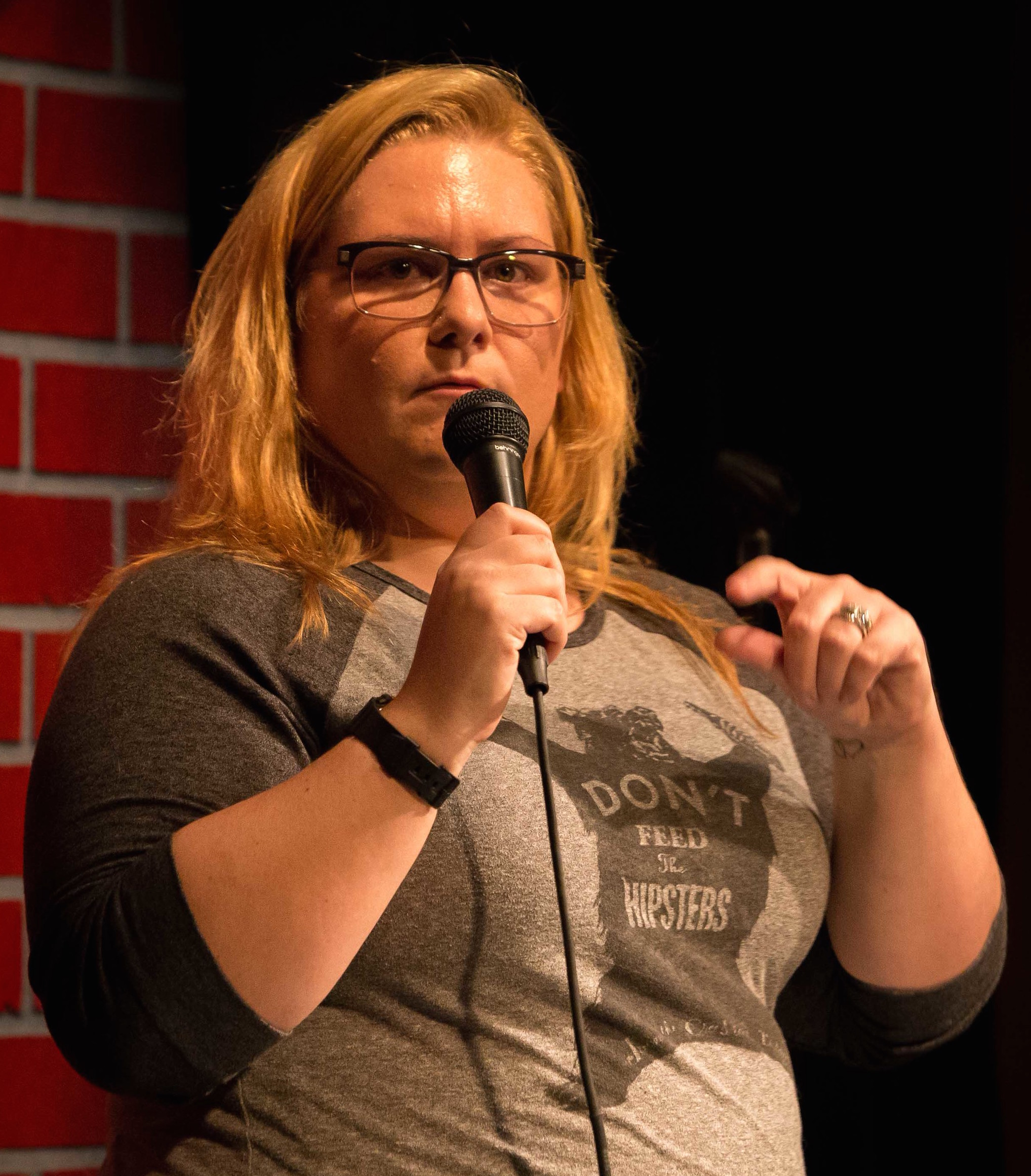 jessi campbell comedian